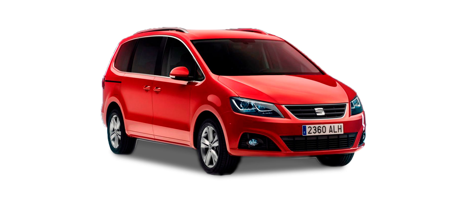 rent a Seat Alhambra