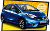 Reserva Nissan Note